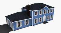 story house 3d model