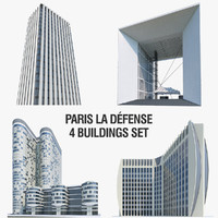 La Defense Buildings Collection