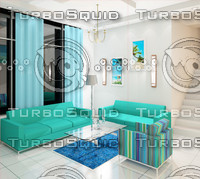 Studio Interior Design