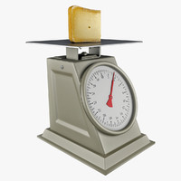 Mechanical Portion Control Scale