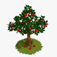 Apple Tree Toon
