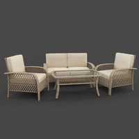 Tribeca Set Deep Seating  Cushions