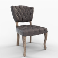 Yates Tufted Side Chair