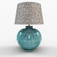 Roche Table Lamp with Empire Shade