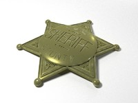 Grand County Sheriff Badge