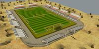 Stadium in Sands