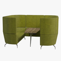 Work Sofa Orangebox Swtch-59HB