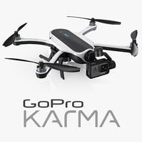 GoPro Karma Drone and HERO5