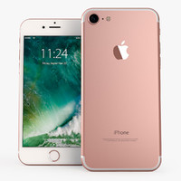 Apple iPhone 7 Rosegold
