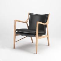 NV45 chair - inspired by Finn Juhl