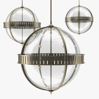 The Urban Elecrtic co - Lustre glass orb