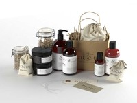 Body Care Cosmetics Collection by Ziesche