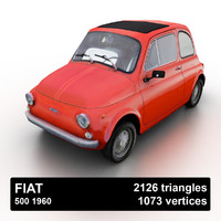 Fiat 500 1960-1975