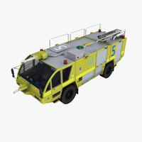 Fire Truck Rosenbauer 4x4 Australia