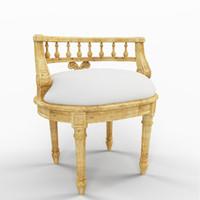 Margaret Vanity Chair