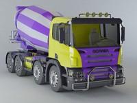 Scania Concret