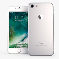Apple iPhone 7 Silver