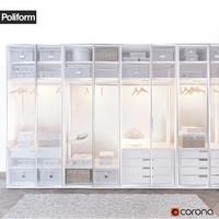 Poliform EGO wardrobe
