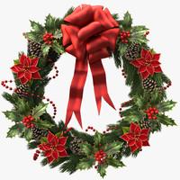 christmas wreath_v3