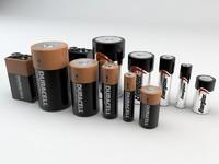 Duracell & Energizer Batteries