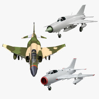 F-4 vs MIG-19 & MIG-21 Collection