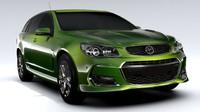 Holden Commodore SS Sportwagon VF Series II 2016