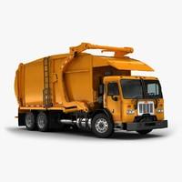 2015 Peterbilt 320 Garbage Truck