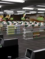 English Supermarket