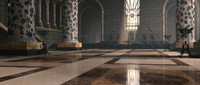 Game of Thrones Great Hall (Throne Room)
