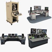 Control Desks Collection
