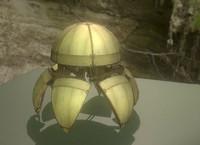 Sphere Bot woody