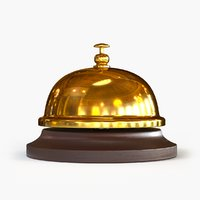 golden reception bell max