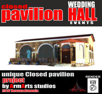 Big Pavilion Gazebo