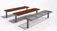 MMCite Vera Solo Benches