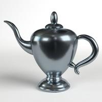 3d teapot nr 2 easily
