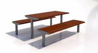 MMCite Vera Solo Bench & Table