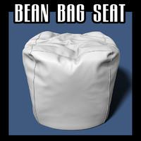 Bean bag seat (4)