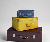 3 type suitcase