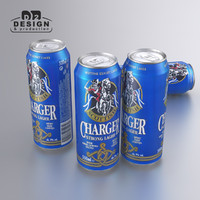Beer can Scottish Charger 2016