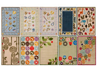 Collection of childrens carpets vol 01