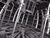 Sci Fi Nuclear Reactor