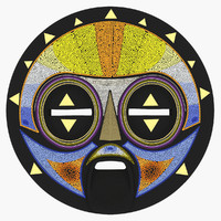 African Mask V2