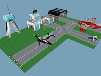 LEGO Airport Set
