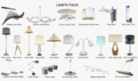 Lamps Pack
