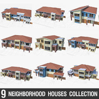 Neighborhood Houses Collection
