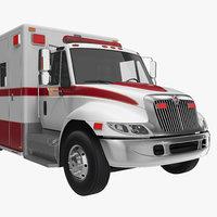 3ds international durastar ambulance