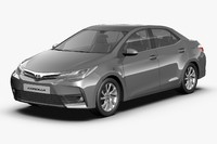 2017 Toyota Corolla (EU)