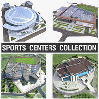 Sports Centers Collection