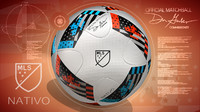 MLS Ball 2016 - NATIVO