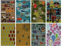 Collection of childrens carpets vol 05
